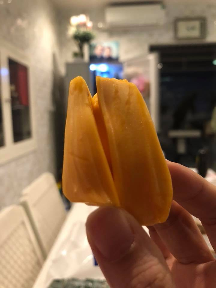 Người ta trổ tài nấu nướng khéo như đầu bếp còn Hari Won thì chỉ thấy ăn thủng bát thủng đĩa thế này đây!-9