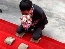 Vừa tới cửa nhà cô dâu, chú rể sốc nặng trước chướng ngại vật của bố mẹ vợ
