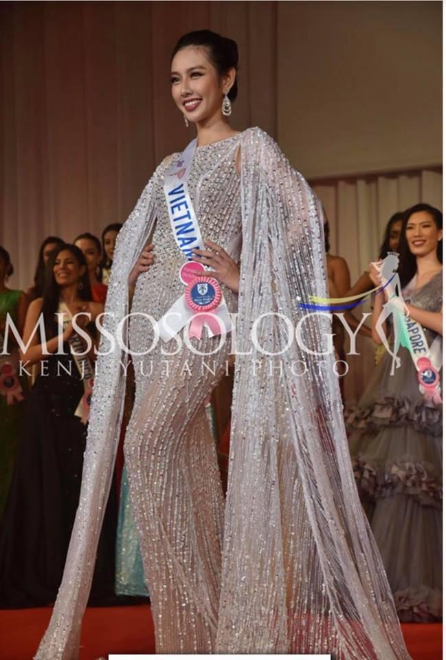 Venezuela đăng quang, đại diện Việt Nam trắng tay sau đêm thi chung kết kéo dài lê thê của Hoa hậu Quốc tế 2018-6