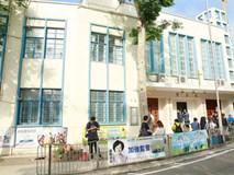 Những hình ảnh đầu tiên tại lễ tưởng niệm Lam Khiết Anh: Người hâm mộ xếp hàng từ sớm, bạn bè gửi hoa tiễn biệt