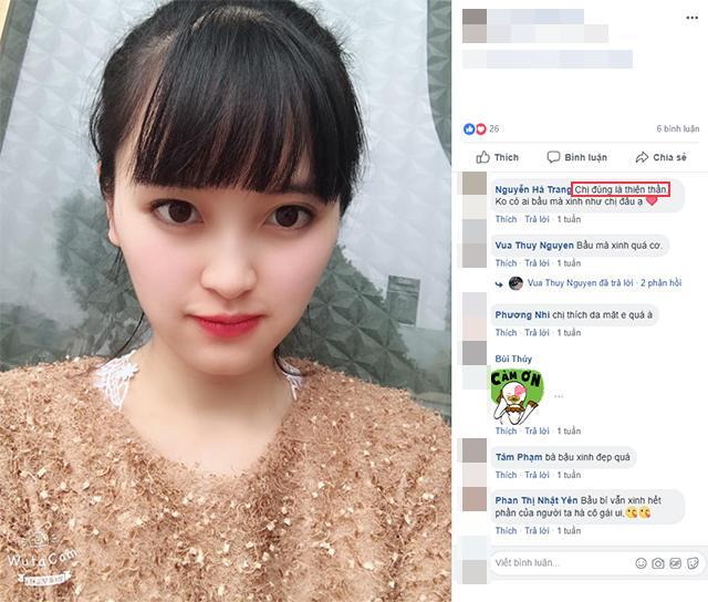 """Vừa chăm bé Yến Nhi, vừa mang bầu vượt mặt, tiểu thư 9x Lào Cai vẫn được phong thiên thần""""-3"""