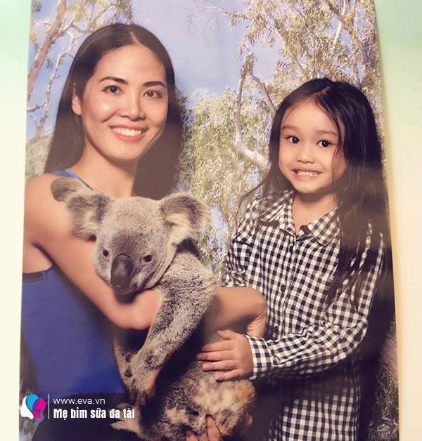 Hoa hậu Việt làm single mom, đổi đời lấy đại gia Úc, 1 năm sau cưới bán hàng ở chợ-3