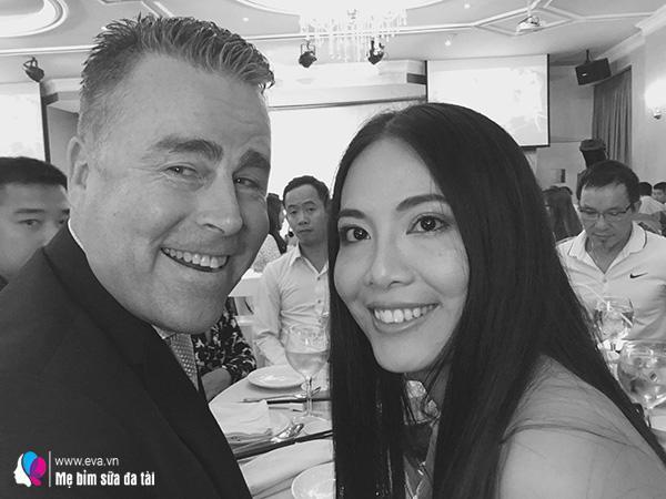 Hoa hậu Việt làm single mom, đổi đời lấy đại gia Úc, 1 năm sau cưới bán hàng ở chợ-4