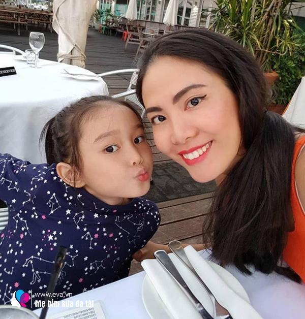 Hoa hậu Việt làm single mom, đổi đời lấy đại gia Úc, 1 năm sau cưới bán hàng ở chợ-8