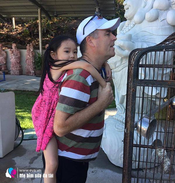 Hoa hậu Việt làm single mom, đổi đời lấy đại gia Úc, 1 năm sau cưới bán hàng ở chợ-5