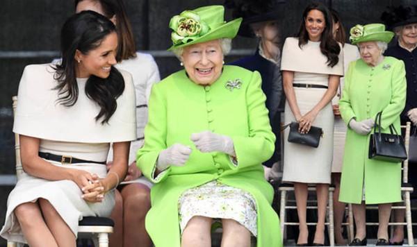 Cuộc sống sướng như bà hoàng sau khi mang bầu của Meghan Markle-1