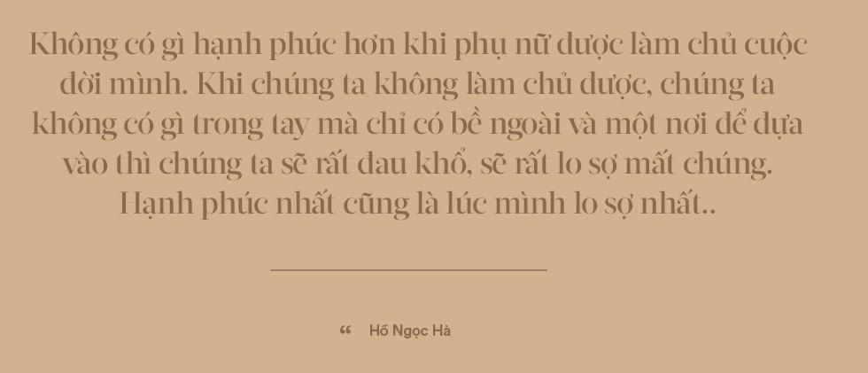 Hồ Ngọc Hà: Không bao giờ làm điều gì để những người phụ nữ khác phải đau lòng giống như lời đồn-15