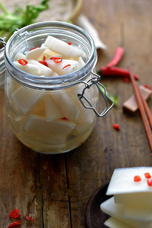 4 bước đơn giản làm củ cải muối chua ngọt ăn với gì cũng ngon-6