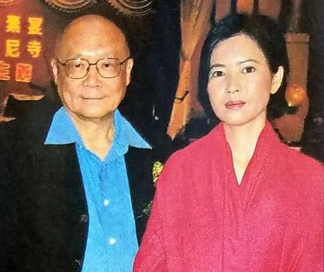 Luật sư 82 tuổi tự nhận là bạn trai cuối cùng của Lam Khiết Anh, tiết lộ đang nắm trong tay lá thư thuyệt mệnh-3