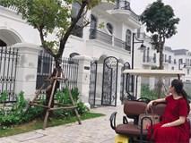 Còn 1 tháng nữa lâm bồn, Hằng Túi mạnh tay chi hơn chục tỷ mua biệt thự sang ở ngoại thành Hà Nội
