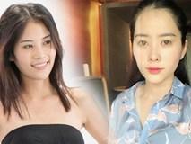 Nam Em - Nam Anh, cặp chị em sinh đôi có mặt mộc