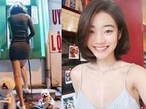 Cô gái bị 'truy lùng' trong bức ảnh đứng rút tiền: Không muốn nổi tiếng chỉ vì body đẹp