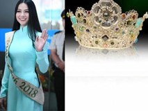 Người hâm mộ thất vọng vì HH Phương Khánh chỉ được mang vương miện giả về nước