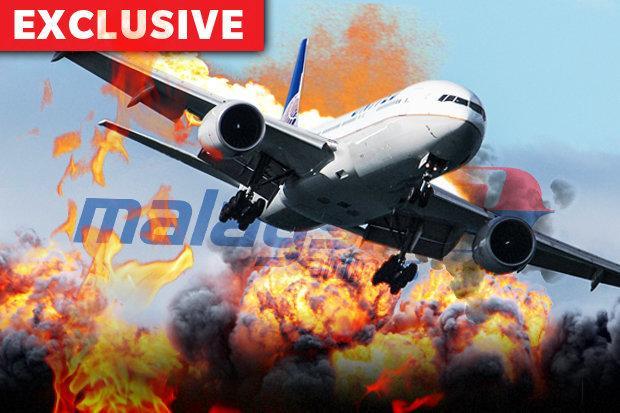 Kiện hàng 221kg khiến MH370 gặp nạn, bốc cháy trên không?-1