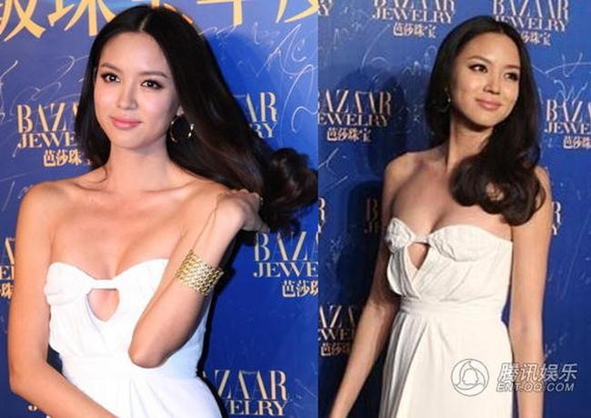 Hoa hậu Trương Tử Lâm - chân dài cũ của tỷ phú Hoàng Kiều đang sống thế nào?-2
