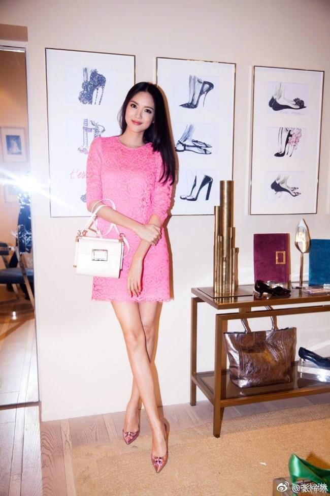 Hoa hậu Trương Tử Lâm - chân dài cũ của tỷ phú Hoàng Kiều đang sống thế nào?-21