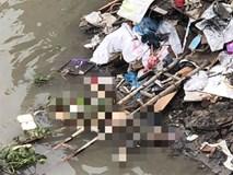 Tá hoả phát hiện thi thể nam giới phân huỷ nặng trôi dạt trên sông