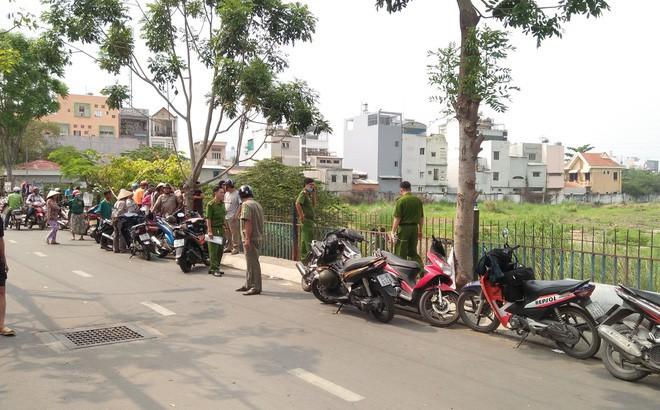 Công an kêu gọi tìm kiếm nhân chứng vụ thi thể trẻ sơ sinh bị heo rừng tha đi ở Sài Gòn-2
