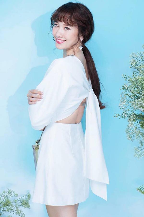 Lúc nào cũng như gái đôi mươi, thì ra đây chính là bí quyết giúp Hari Won ăn gian hàng chục tuổi-2