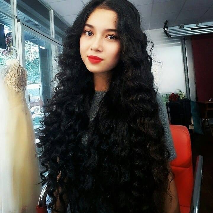 Xuất hiện thêm một cô gái dân tộc Khmer xinh hết phần thiên hạ khiến dân mạng tưởng nhầm con lai-4