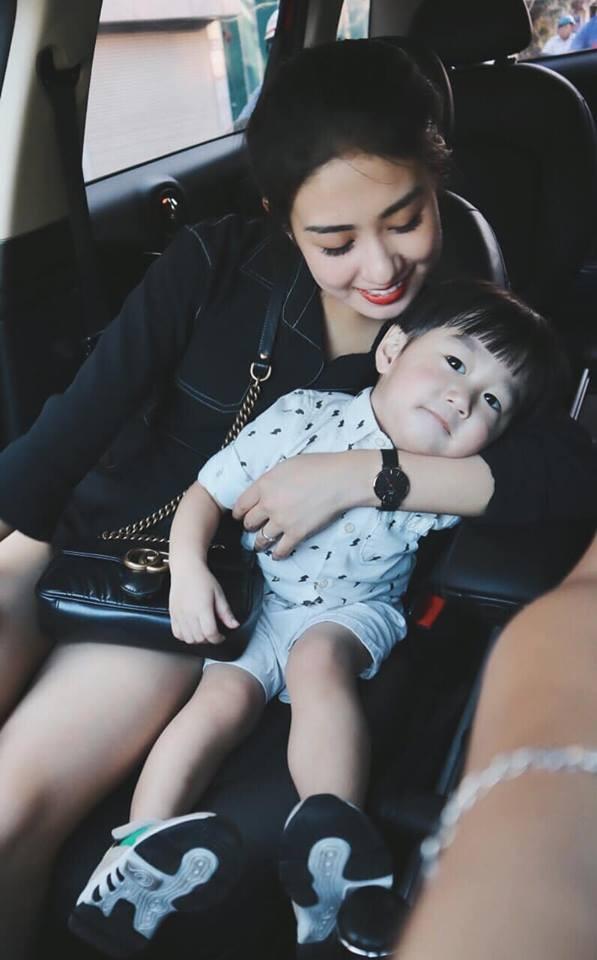 Top 7 hot mom nổi tiếng nhất MXH Việt: Người sở hữu nhà sang, xe xịn hàng chục tỷ, người nhan sắc lộng lẫy đáng ngưỡng mộ-7