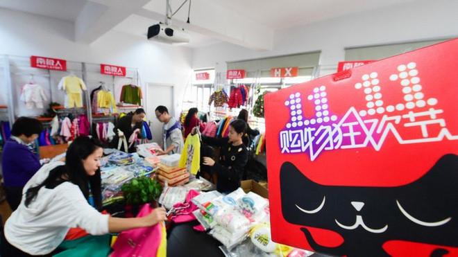 Người Trung Quốc chi tiền kỷ lục cho ngày mua sắm Single Day-2