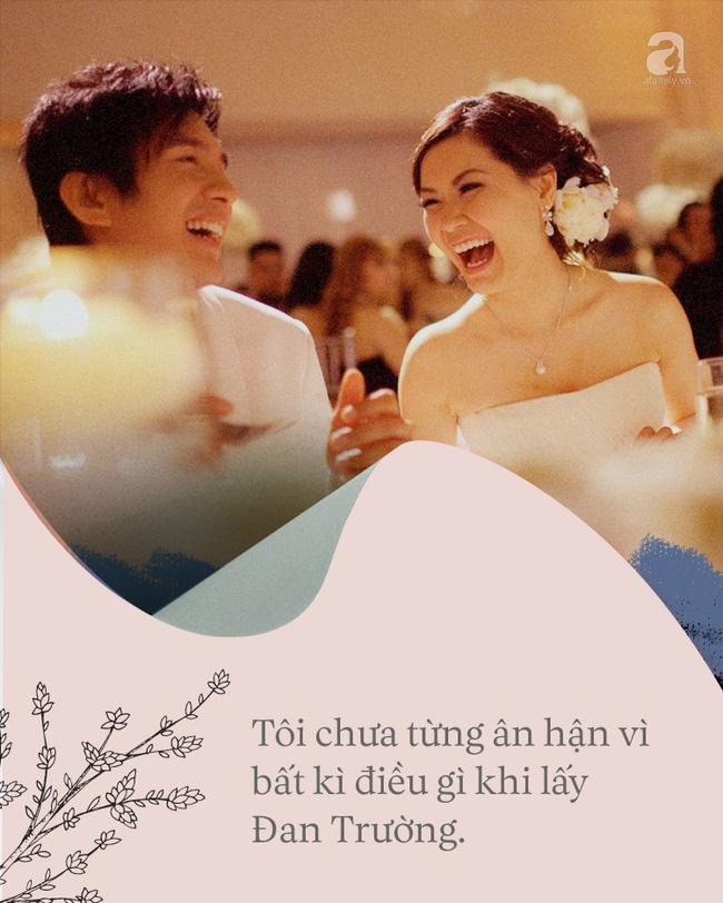Thủy Tiên, bà xã doanh nhân của Đan Trường: Việc lãng mạn nhất anh ấy làm là... giặt quần áo cho tôi!-8