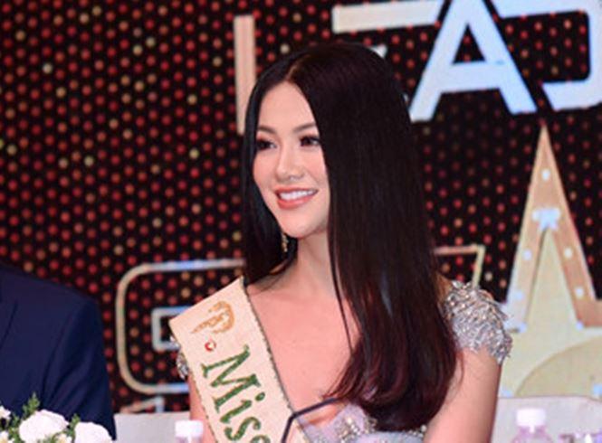 Ngắm nụ cười đẹp đến mê hồn của Hoa hậu Phương Khánh-1