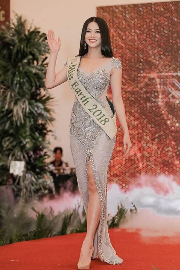 Ngắm nụ cười đẹp đến mê hồn của Hoa hậu Phương Khánh-2