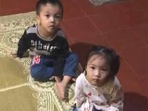 """Mẹ trẻ bỏ lại 2 bé nhỏ tại chùa cùng lá thư: """"Con bây giờ không thể nuôi nổi"""""""