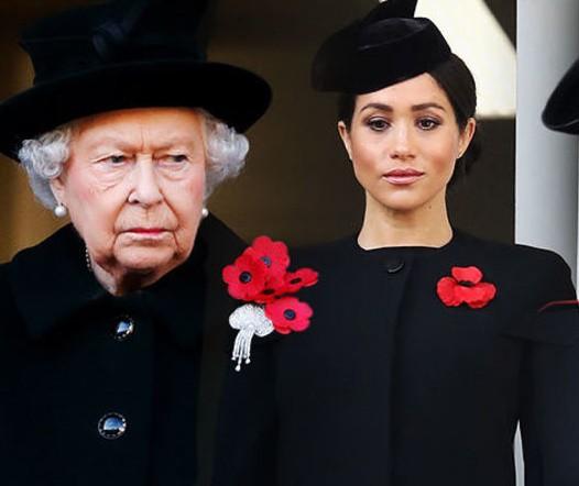 Meghan muốn gì phải được nấy khiến 3 trợ lý riêng đồng loạt nghỉ việc, trong đó có tâm phúc của Nữ hoàng Anh-1