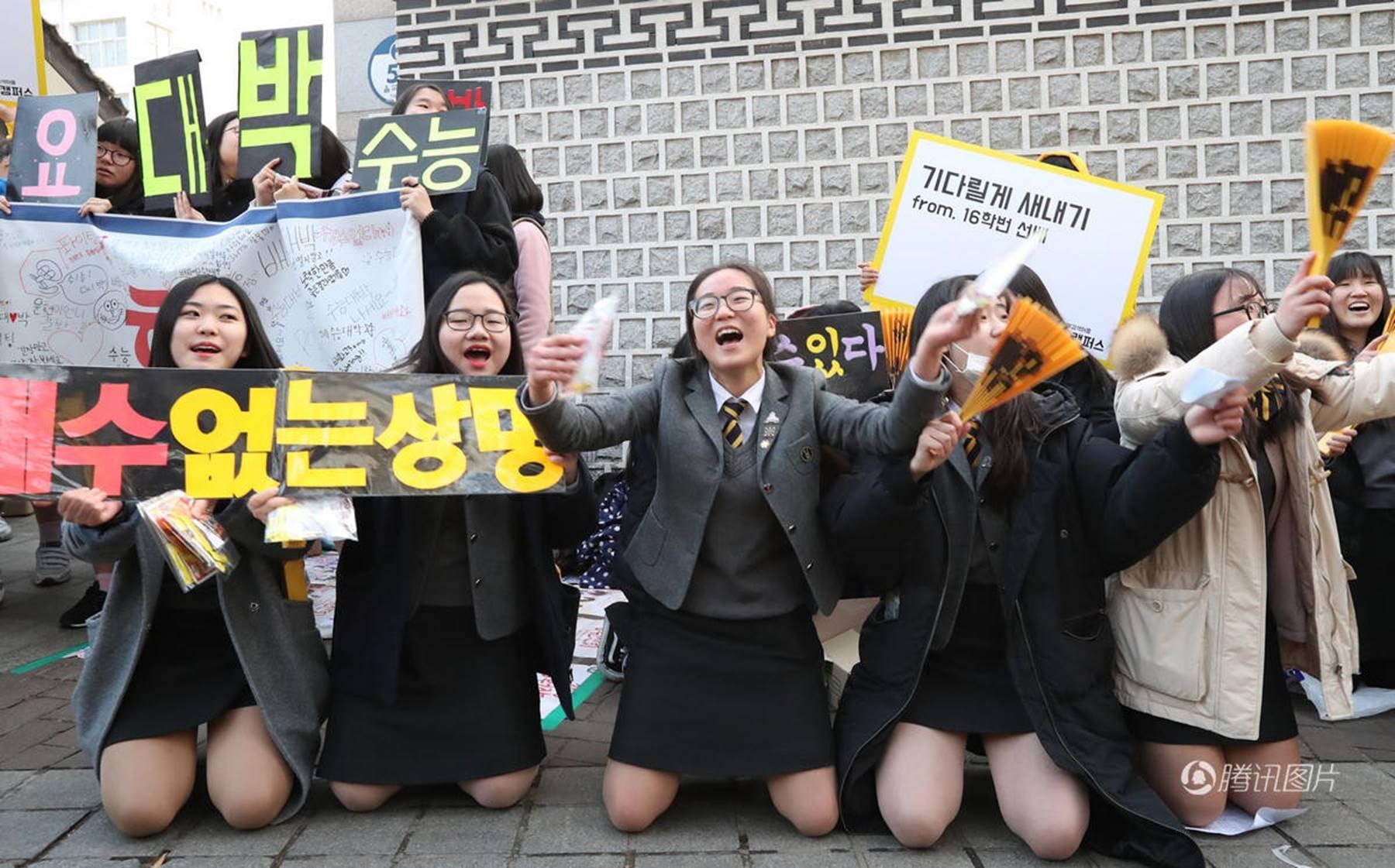 Có thể bạn chưa biết: Tiếng Việt là môn Ngoại ngữ thứ hai trong kỳ thi Đại học khốc liệt hàng đầu thế giới ở Hàn Quốc-1