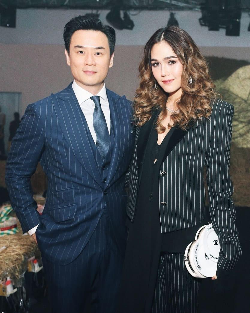 Minh tinh Thái lấy chồng siêu giàu: Người được cung phụng như bà hoàng, kẻ lấy bố của bạn, ly hôn trong thị phi-4