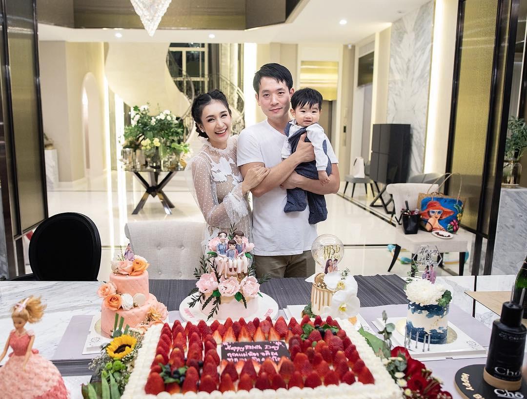 Minh tinh Thái lấy chồng siêu giàu: Người được cung phụng như bà hoàng, kẻ lấy bố của bạn, ly hôn trong thị phi-23