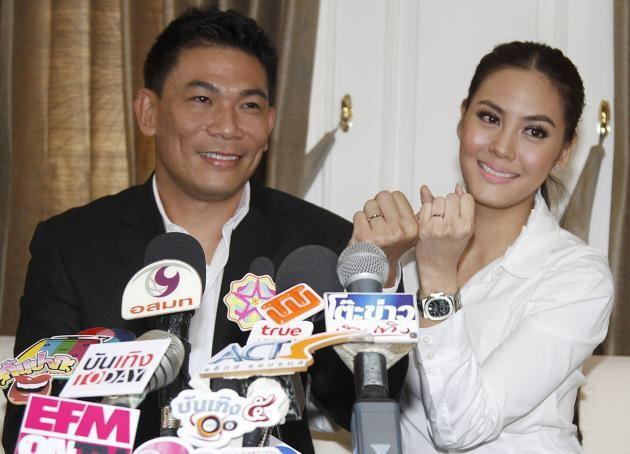 Minh tinh Thái lấy chồng siêu giàu: Người được cung phụng như bà hoàng, kẻ lấy bố của bạn, ly hôn trong thị phi-37