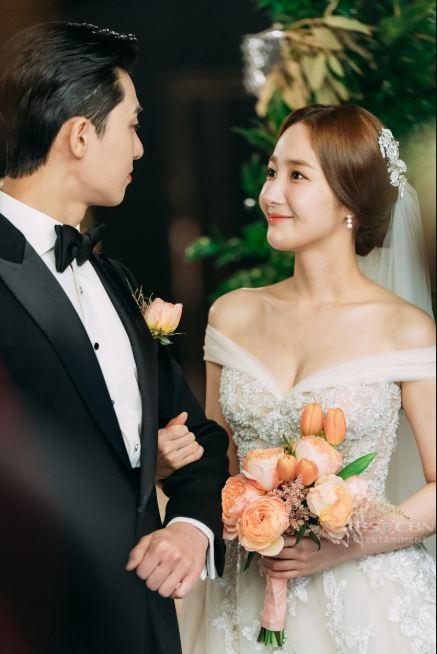 Lộ ảnh cưới tuyệt đẹp trong hôn lễ ngọt ngào viên mãn của cặp đôi chính trong Thư ký Kim-11