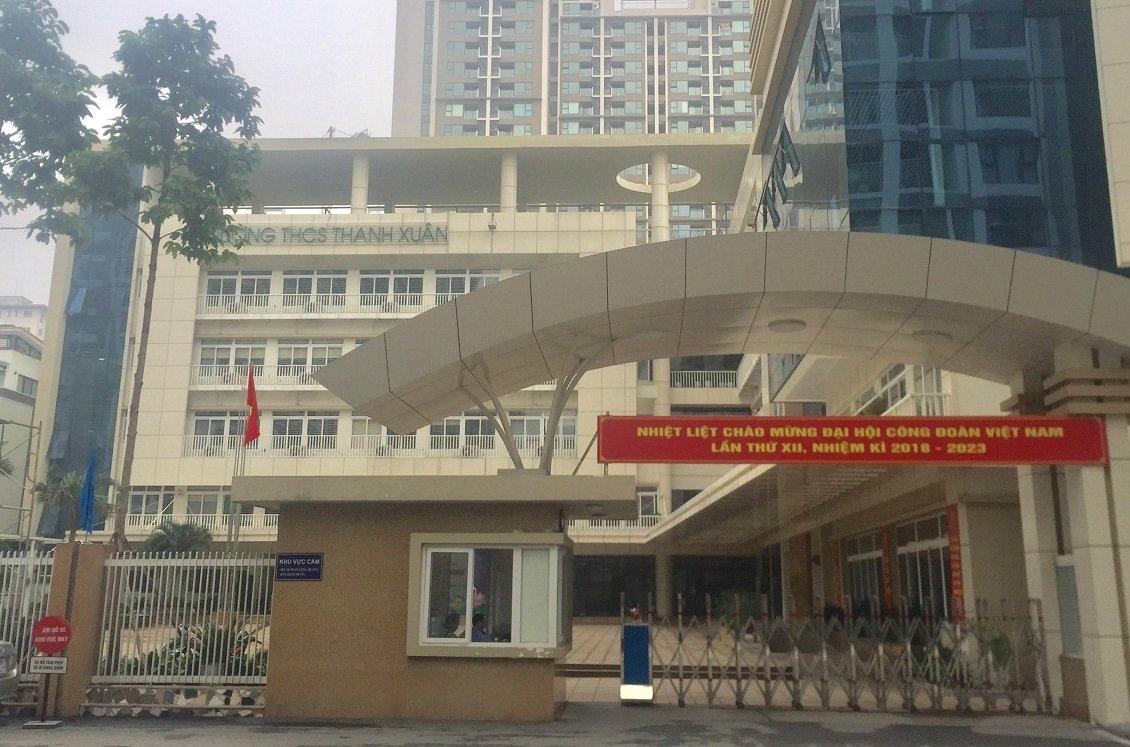 Trường THCS Thanh Xuân: Không phải học phí chất lượng cao mà là phí bổ trợ-2