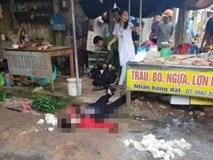 Vụ cô gái bị thanh niên bắn tử vong khi đang bán hàng ở chợ: Nghi phạm có tình cảm với nạn nhân