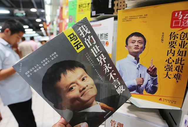 Không chỉ nhà buôn, người trẻ đi làm ở Trung Quốc giờ còn lập bàn thờ Jack Ma trong nhà như thờ Thần tài-3