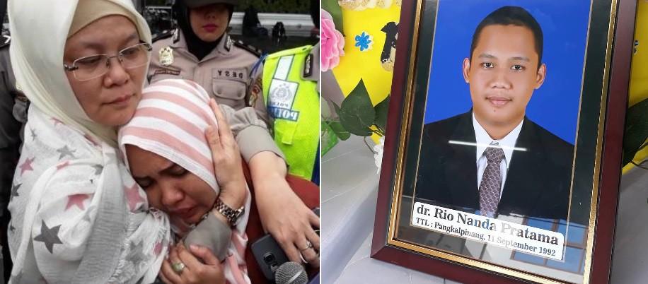 Hôn phu gặp nạn trên chuyến bay Lion Air, cô dâu vẫn tổ chức đám cưới một mình vì lời nhắn trước khi anh đi-1