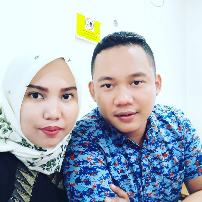 Hôn phu gặp nạn trên chuyến bay Lion Air, cô dâu vẫn tổ chức đám cưới một mình vì lời nhắn trước khi anh đi-6