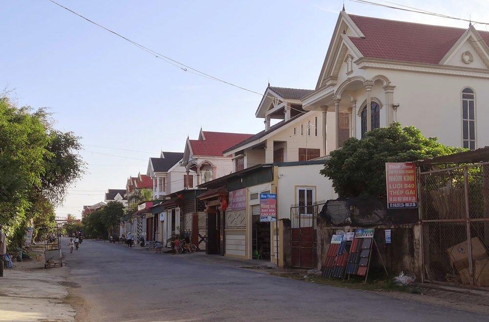 Xã 1.000 tỷ phú: Bậc nhất xứ Nghệ, biệt thự hàng ngàn, ô tô nhiều vô kể-6
