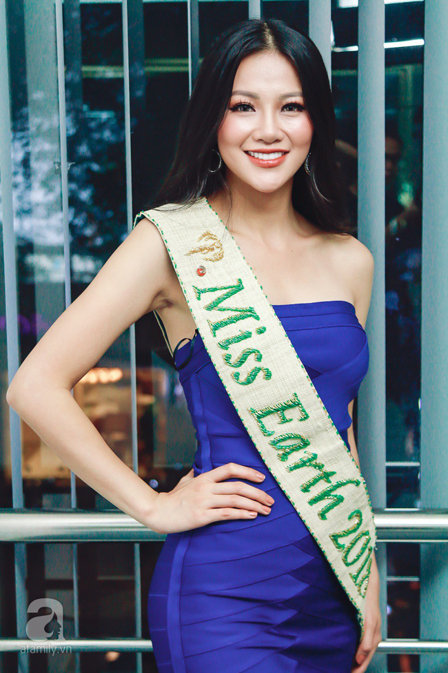 Hoa hậu Trái đất Phương Khánh: Giải thưởng mà mua được thì 87 nước khác mua trước rồi, làm gì tới lượt tôi-2