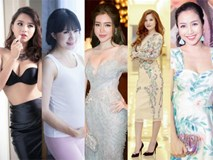 Không chỉ Hải Băng, nhiều người đẹp Việt cũng siêu... đẻ dày