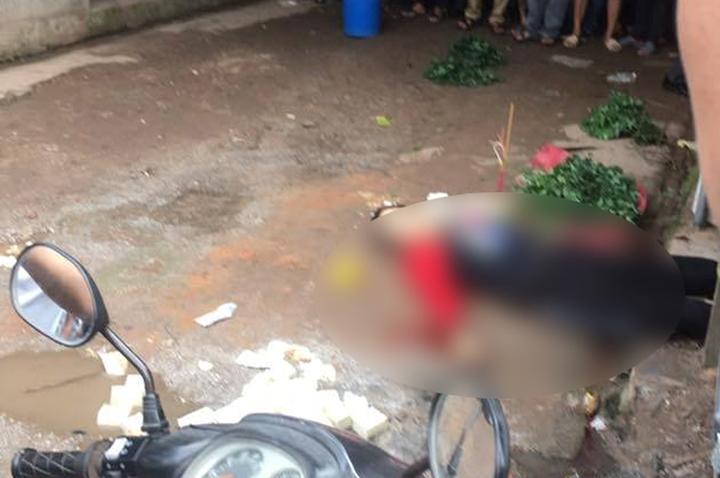 Người phụ nữ bị bắn chết ở chợ Hải Dương: Cái chết đã được báo trước?-6