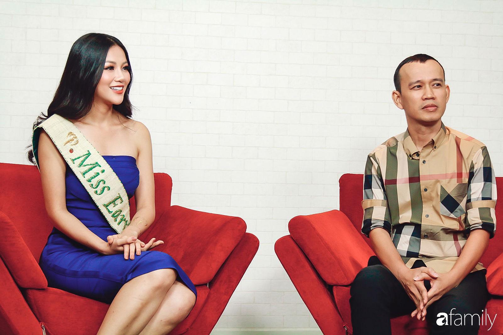 Phương Khánh đáp trả biệt danh em gái kết nghĩa của Ngọc Trinh: Bây giờ tôi là Hoa hậu Trái đất!-4