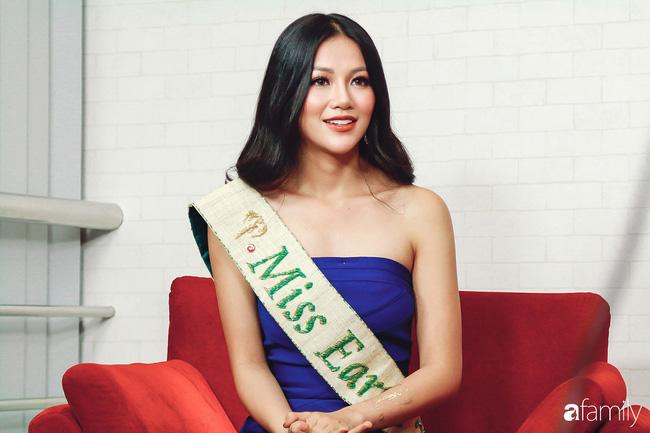 Phương Khánh đáp trả biệt danh em gái kết nghĩa của Ngọc Trinh: Bây giờ tôi là Hoa hậu Trái đất!-6