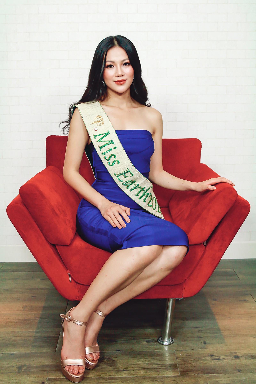 Phương Khánh đáp trả biệt danh em gái kết nghĩa của Ngọc Trinh: Bây giờ tôi là Hoa hậu Trái đất!-11