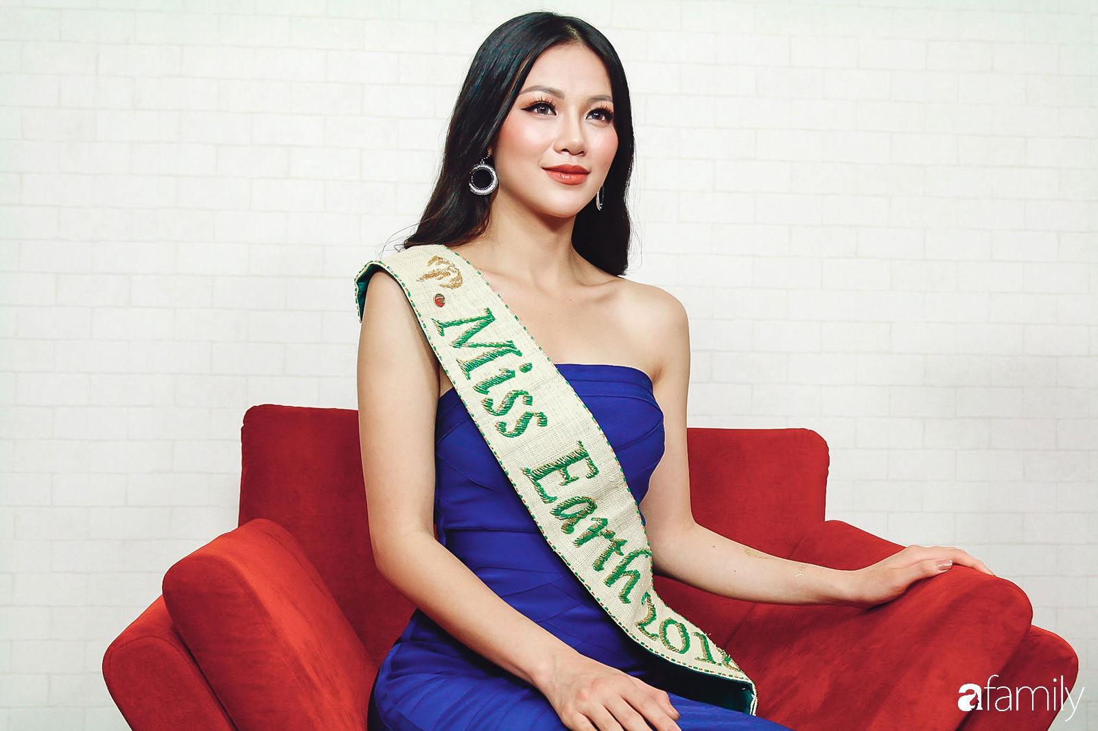 Phương Khánh đáp trả biệt danh em gái kết nghĩa của Ngọc Trinh: Bây giờ tôi là Hoa hậu Trái đất!-3