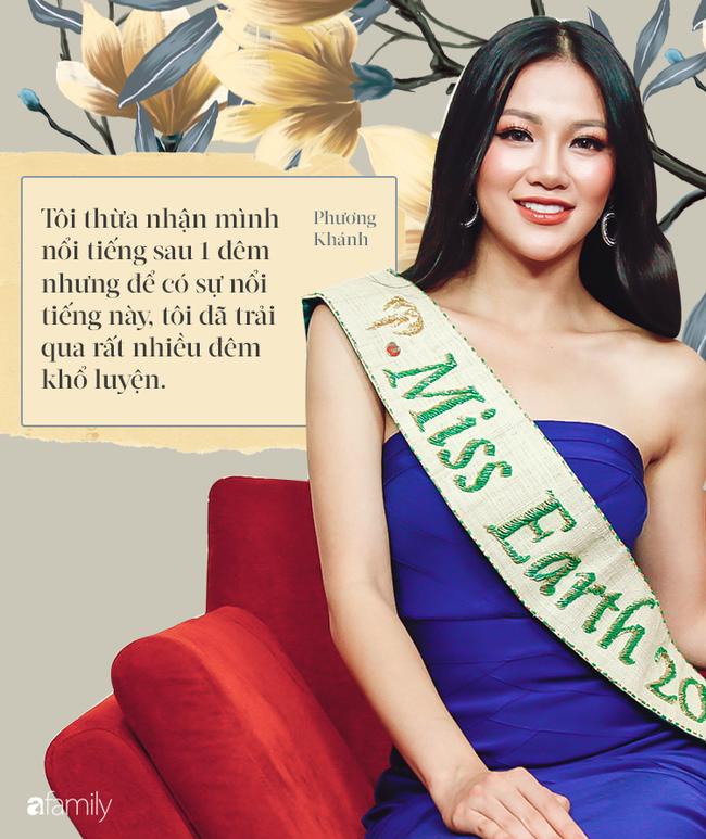 Phương Khánh đáp trả biệt danh em gái kết nghĩa của Ngọc Trinh: Bây giờ tôi là Hoa hậu Trái đất!-7